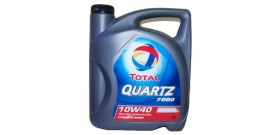 TOTAL QUARTZ 7000 Energy 10W40 Diesel 4л.