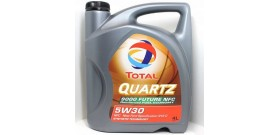 TOTAL QUARTZ 9000 Future NFC 5W30 4л.