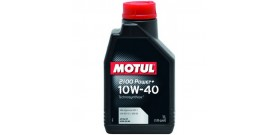 Motul 2100 Power + 10w40 1л.