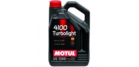 Motul 4100 Turbolight 10w40 5л.