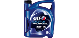 ELF EVOL. 700 TURBO D 10W40 5л.