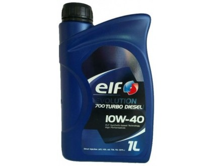 ELF EVOL. 700 TURBO D 10W40 1л.