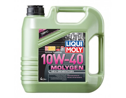 LiquiMoly MOLYGEN NEW GENERATION 10W40 4L