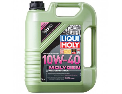 LiquiMoly MOLYGEN NEW GENERATION 10W40 5L