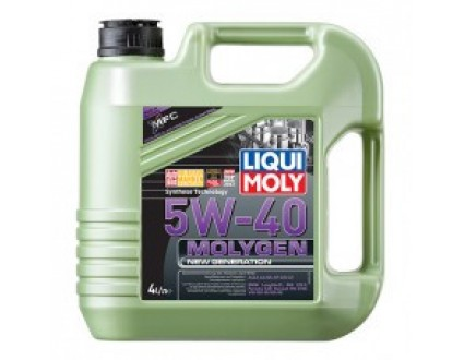 LiquiMoly MOLYGEN NEW GENERATION 5W40 4L
