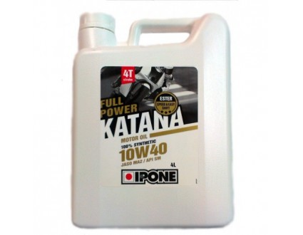Ipone Off road katana 10W-40 4+1 л.