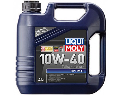 LIQUI MOLY OPTIMAL 10W40 1L