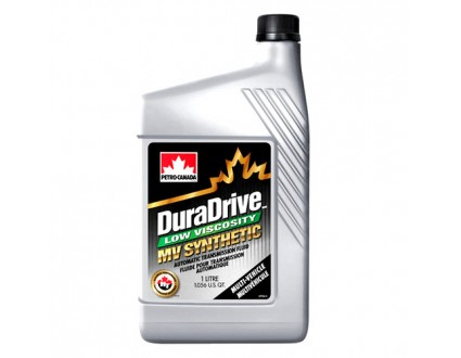 PETRO-CANADA DURADRIVE LOW VISCOSITY MV SYNTHETIC ATF 1 Л.
